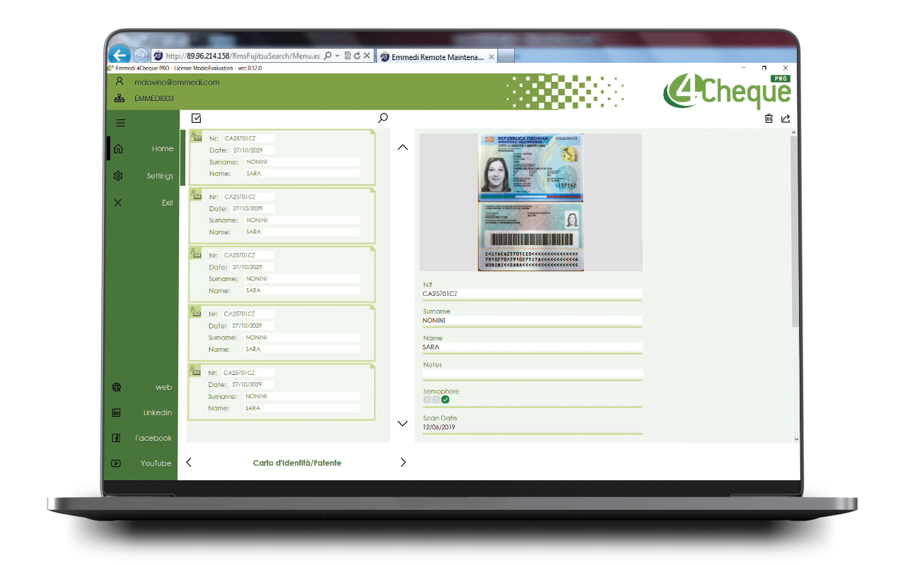Optimize your workflow with 4Cheque PRO